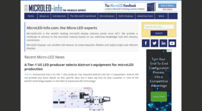 microled-info.com - microled-info  the micro-led experts