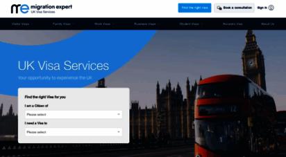 migrationexpert.co.uk - visa uk: united kingdom visa services