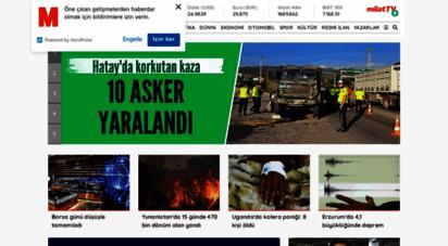 milatgazetesi.com - milat gazetesi