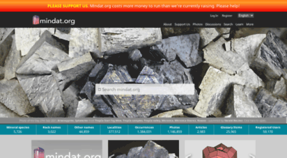 mindat.org - mindat.org - mines, minerals and more