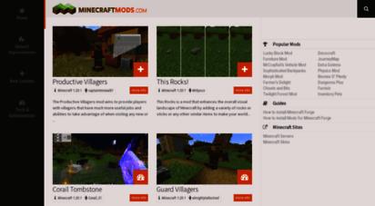 minecraftmods.com - minecraft mods  mods for minecraft