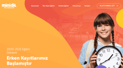 minidil.com - çocuklar için ingilizce dil eğitimi - minidil eskişehir