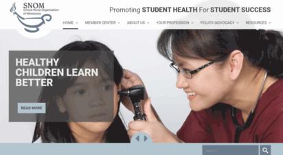 minnesotaschoolnurses.org - school nurse organization of minnesota