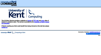 mirrorservice.org