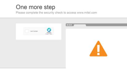 mitel.com -