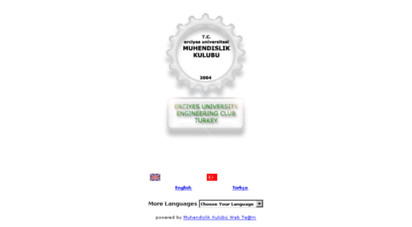 mk.erciyes.edu.tr - ..::erciyes university engineering club::..erciyes üniversitesi mühensdislik kulübü::..