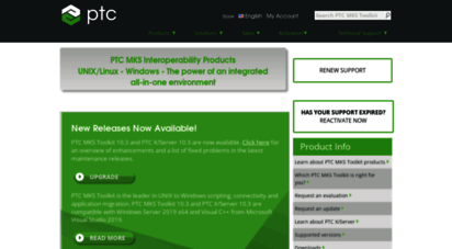 mkssoftware.com - ptc - technology solutions for ongoing product & service advantage