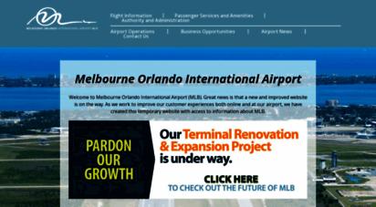 mlbair.com - melbourne international airport