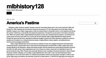 mlbhistory128.wordpress.com -