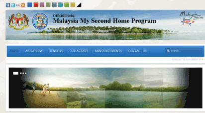 mm2h.gov.my - malaysia my second home official portal - mm2h official portal
