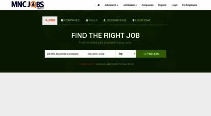 mncjobsgulf.com - mnc jobs  mnc jobs in gulf  mnc jobs - dubai, abu dhabi, doha, riyadh, jeddah, muscat, dammam, kuwait city, khobar and sharjah