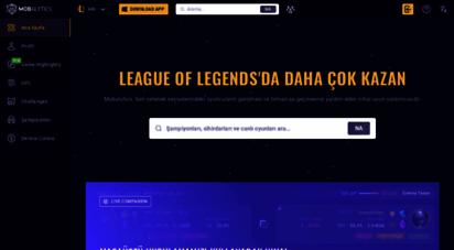 mobatr.net - league of legends  mobatr