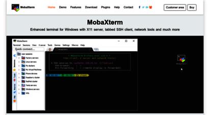 Welcome to Mobaxterm mobatek net - MobaXterm free Xserver