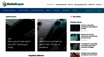 mobielkopen.net - mobiel kopen? meer dan 100 goedkope telefoons op mobielkopen.net