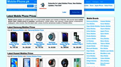 similar web sites like mobile-phone.pk