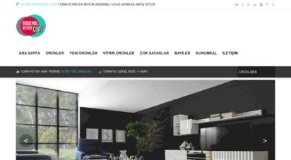 mobilyanbizden.com - mobilyan bizden, mobilya modelleri, mobilya fiyatları, ucuz mobilya, kampanyalar, indirim