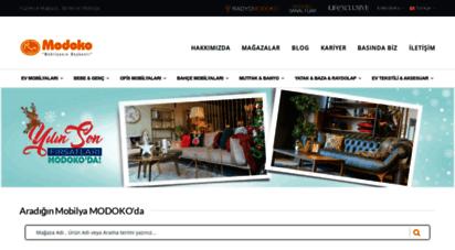 modoko.com.tr - modoko mobilya´nın başkenti