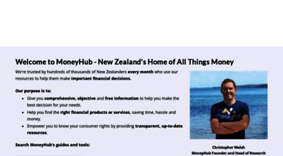 moneyhub.co.nz - moneyhub nz - moneyhub