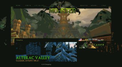 monster-wow.com - monster-wow  cataclysm 4.3.4 private server
