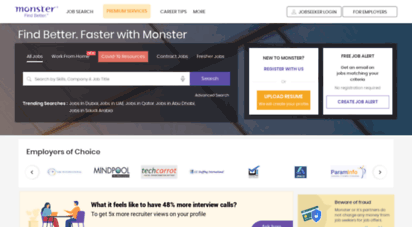 monstergulf.com - jobs in gulf - job vacancies in middle east - job search at monstergulf.com