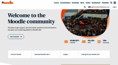 moodle.org - moodle - open-source learning platform  moodle.org