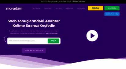 moradam.com - dijital pazarlama ve performans ajansı - moradam ™