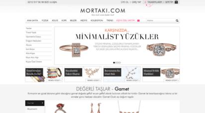 mortaki.com - takı, yüzük, kolye, küpe, bilezik, kendi takını tasarla  mortaki.com