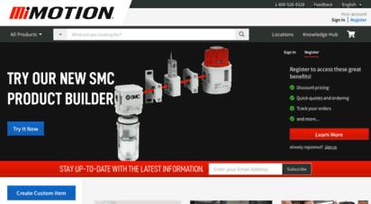 motionindustries.com - motion industries - industrial supplies, bearings & equipment
