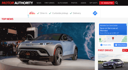 motorauthority.com - motor authority - luxury and performance car news, reviews, and buying guides