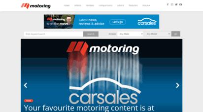 motoring.com.au - car news, reviews, videos - car advice and guides - motoring.com.au
