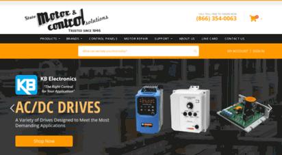 motorsandcontrol.com - state motor & control solutions