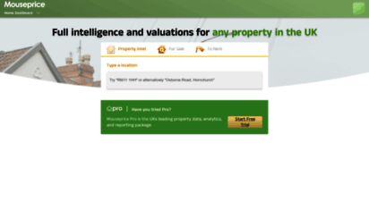 mouseprice.com - land registry sold house prices and property valuations - mouseprice.com