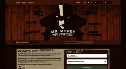 mrmoneymustache.com - mr. money mustache — early retirement through badassity