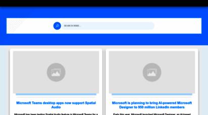 mspoweruser.com - mspoweruser - microsoft and technology news