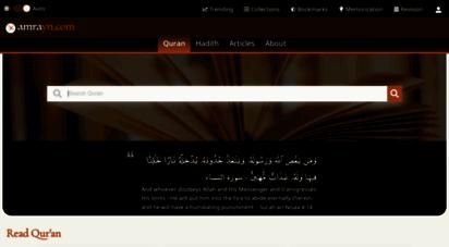 muflihun.com - noble quran — muflihun