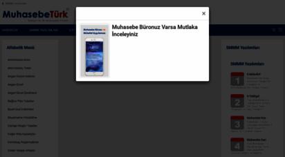 muhasebeturk.org - muhasebe türk - türkiye´nin ilk muhasebe portalı © 2012