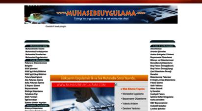muhasebeuygulama.com - muhasebe, muhasebe uygulama, muhasebe uygulamaları, muhasebe dersi, muhasebe dersleri, pratik muhasebe notları, www.muhasebeuygulama.com