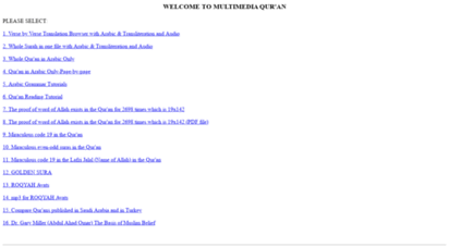 multimediaquran.com