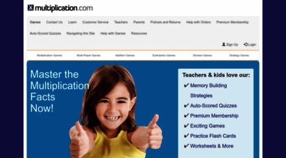 multiplication.com - everything multiplication at multiplication.com