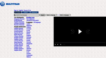 multitran.com -