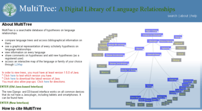 multitree.org - multitree