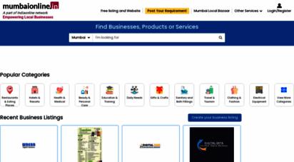 Welcome to Mumbaionline in - Mumbai, Mumbai Directory, Mumbai