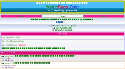 musicbazer.com