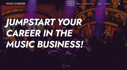 musiccareers.net - music careers
