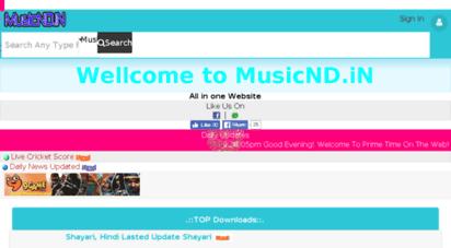 musicnd.in