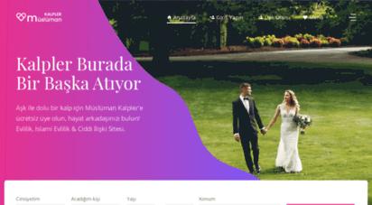 muslumankalpler.com - islami evlilik ve eş arama sitesi  müslüman kalpler evlilik sitesi