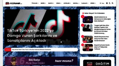 muzikonair.com - müzik onair - müzik haber, radyo ve sosyal içerik platformu