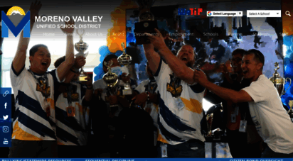 Welcome To Mvusd Net Moreno Valley Unified School District