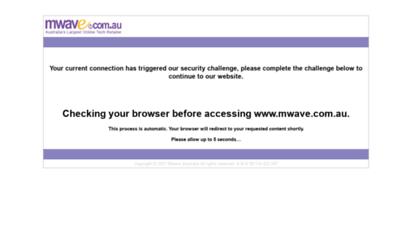mwave.com.au -