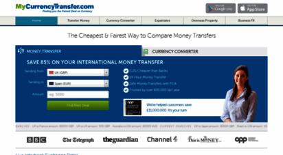 mycurrencytransfer.com -